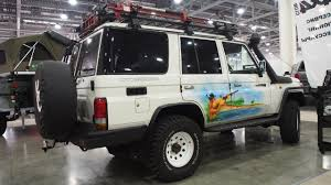 toyota land cruiser 70 toyota land cruiser 70 lx offroad tuning by 4x4 club youtube