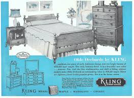 kling furniture advertisement gallery