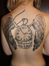 22 cute clock tattoo ideas for women styleoholic