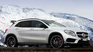 2014 mercedes 45 amg mercedes gla 45 amg 2014 review carsguide