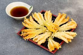 cuisiner fleurs de courgettes recette de la tempura de fleurs de courgette vegan et pas vegan