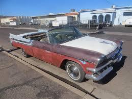 convertible for sale 1957 dodge crl d500 conv