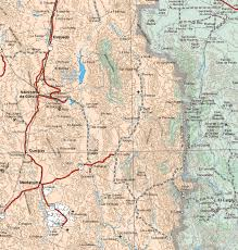Hermosillo Mexico Map by Senora Mexico Map