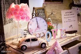 decoration mariage vintage déco mariage rétro dentelle