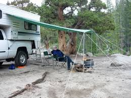 How To Make A Trailer Awning Diy Rv Awning Do It Your Self