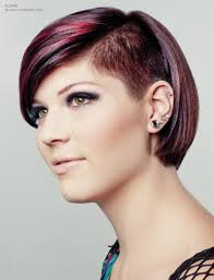 hipster hair for women short urban hipster hairstyle with a triangular undercut