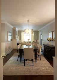 houzz dining rooms with traditional area rug dining room decor