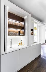 modern small kitchen design idea by mkca incorporates versatility