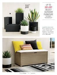 furniture crate and batrel cb2 outdoor furniture crate u0026barrel