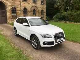 Audi Q5 60 Plate - used audi q5 s line special edition for sale motors co uk
