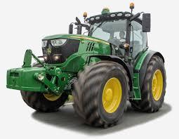 john deere 6155r tractor specs