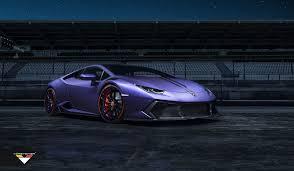 Vorsteiner Lamborghini Huracan Novara Mppsociety