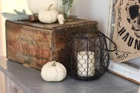 rustic halloween dining table decor lauren mcbride