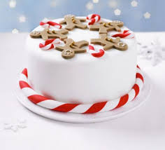 Edible Christmas Cake Decorations Recipes by Vanilla Party Cake Recipe Bbc Good Food