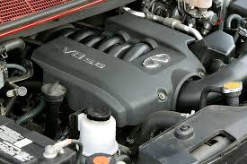 nissan vk engine
