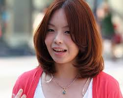 hairstyle for fat chinese face showcase your locks with these 23 short asian hairstyles slodive