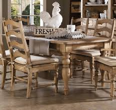 Farmhouse Leg Table With Four Drawers By Kincaid Furniture Wolf - Farmhouse kitchen table with drawers