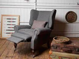 Harris Tweed Armchair Chairs And Stools By Tetrad And Harris Tweed