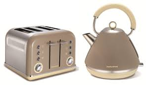 Retro Toaster And Kettle Barley Morphy Richards U2013 Glass Dishes For Meat U0026 Dairy