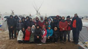 thanksgiving prayer service at the end of the year answering the call to prayer at standing rock reflections on my