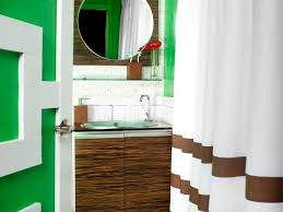 Tiny Bathroom Colors - bathroom color ideas hgtv
