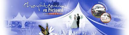 location matã riel mariage location chapiteaux périgord location matériel réception périgord