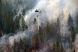 Definition Of Wildfire Intensity by Wildfire Emissions U2013 Climate Change Is In The Air