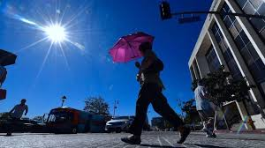 thanksgiving is going to be a real scorcher forecasters say la