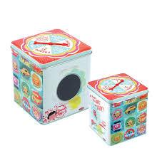 boite mini labo boîte à bonbons avec flêche chupa chups natives dans tes rêves