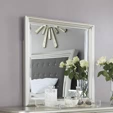 ashley furniture coralayne vanity mirror in silver local