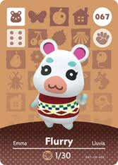 Happy Home Designer Villager Furniture Flurry Nookipedia The Animal Crossing Wiki