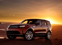 orange range rover land rover discovery review parkers