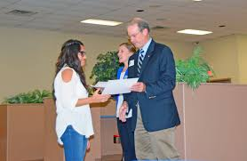 phs students earn financial literacy certification plainview