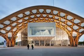 B An Q Laminate Flooring Centre Pompidou Metz By Shigeru Ban Architects