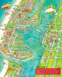 Fla Map Clearwater Jolley Trolley Route Clearwater Florida 727 445 1200