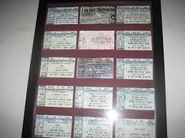 ticket stub album ticket stubs what do you do