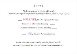 Wedding Reply Cards Wedding Card Design Modern Invitation Rsvp Wording Ideas Best