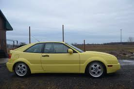 volkswagen corrado supercharged 1992 volkswagen corrado slc german cars for sale blog