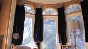 curtains for bay windows bishop valance swags panels etc