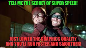 Arrow Memes - flash vs arrow memes imgflip