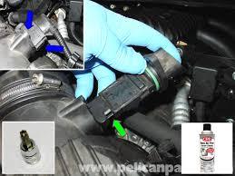 Bad Map Sensor Symptoms Porsche 911 Carerra Mass Air Flow Sensor Replacement 996 1998