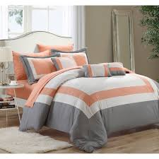 Bed In A Bag Duvet Cover Sets by Chic Home Duke 10 Piece Bed In A Bag Comforter Set Hayneedle