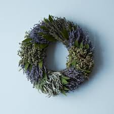 herb wreath herb wreath on food52