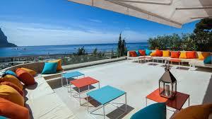 chambre d hote de luxe cassis hôtel la villa méduse à cassis hotelrestovisio