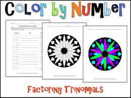 multiplying binomials color by number by charlotte james615