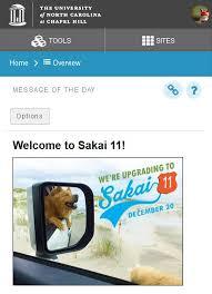 Sakai Help Desk Sakai 11 Is Here Unc Ch Teaching U0026 Learning Blog