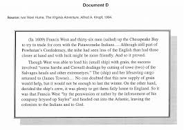 essay on jamestown proposal essay outline structure of proposal