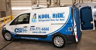 refrigerated van rental kool ride thermo king vans cstk