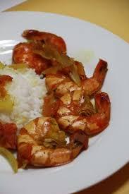 recette de cuisine r nionnaise recette cari de crevettes à la réunionnaise toutes les recettes