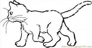 free printable cat pictures cliparts